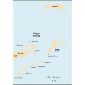 Weems & Plath Virgin Islands Tortola to Anegada