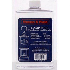 Weems & Plath Lamp Fuel