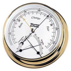 Weems & Plath Brass Endurance 145 Barometer/Comfortmeter