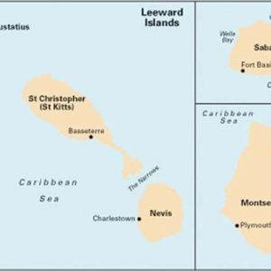 Weems & Plath St Eustatius St Christopher