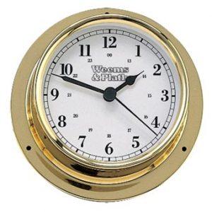 Weems & Plath Trident Quartz Clock