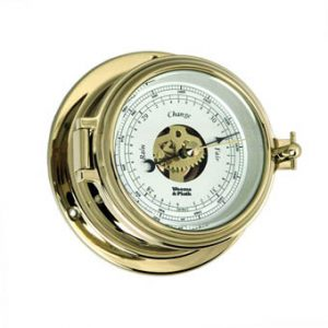 Weems & Plath Endurance II 105 Open Dial Barometer