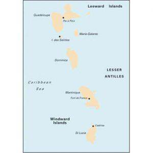 Weems & Plath Guadeloupe/St LucLa