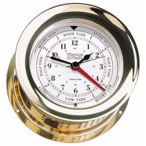 Weems & Plath Atlantis Time & Tide Clock