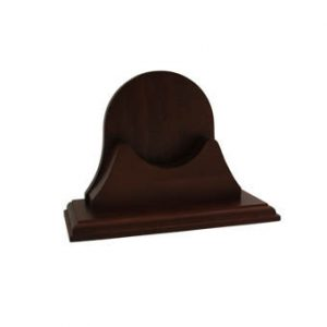 Weems & Plath Single Wood Base Endurance II/105 Mahogany finish