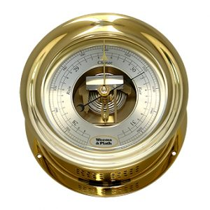 Weems & Plath Anniversary Barometer