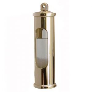Weems & Plath Stormglass (lacquered brass)