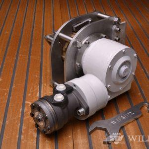 Wilmex Anchor winch WPP 500/700