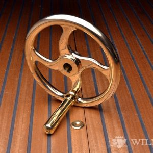 Wilmex Classic flywheel CF 430
