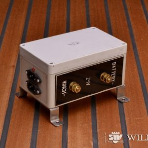 Wilmex Electric control box - two speed type SE-2 24V