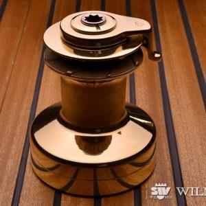Wilmex Electric winch KZ-041s - WG (warm gear)