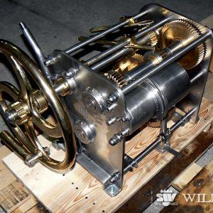 Wilmex Old fashioned anchorwinches HAW-2