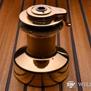 Wilmex Self tailing winches KZ-041sFH