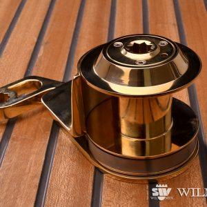Wilmex Lee-board winch EWLK