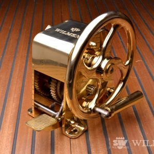 Wilmex Old fashioned anchorwinches HAW