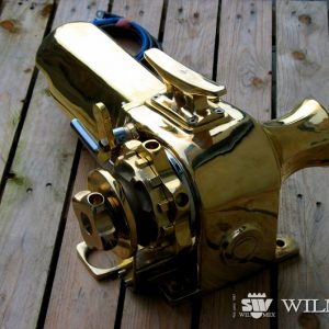 Wilmex Horizontal anchorwinches EAW-600-1