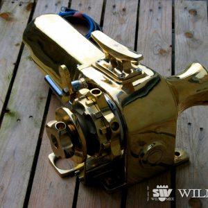 Wilmex Horizontal anchorwinches EAW-900-2