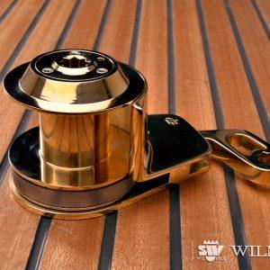 Wilmex Lee-board winch EWLK/S