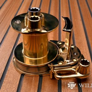 Wilmex Lee-board winch LBW-E