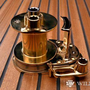 Wilmex Lee-board winch LBW-H