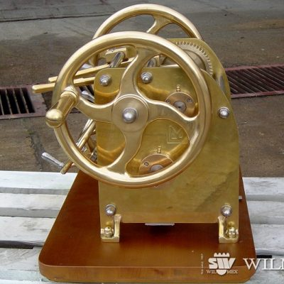 Wilmex Old fashioned anchorwinches HAW-S