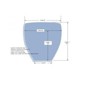 Quahog Bay Bedding - CinchFit Luxury Boat Mattress Pad - Temperature Regulating - Custom