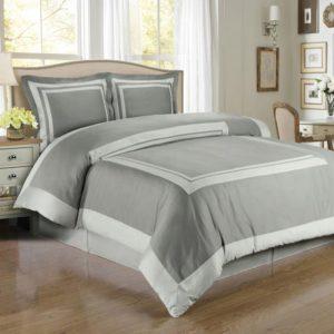 Quahog Bay Bedding - Duvet Cover Set - Classic Style