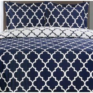 Quahog Bay Bedding - Duvet Cover Set - Meridian Design