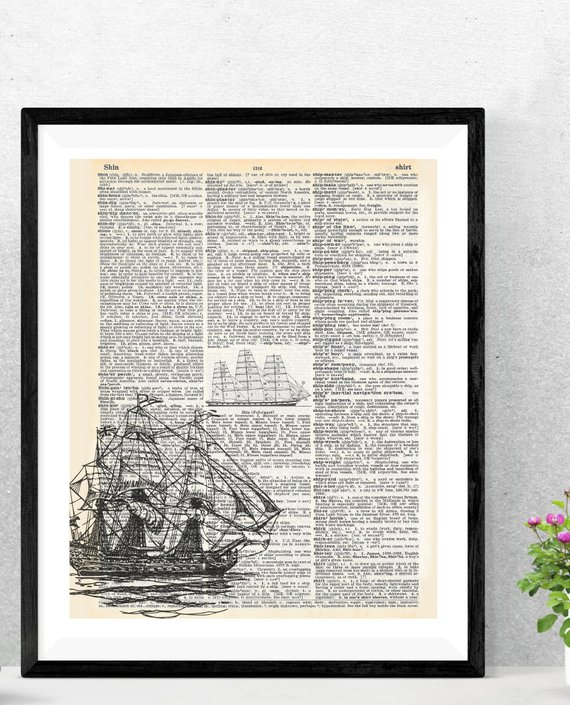 photo about Printable Vintage Dictionary Pages named Common Deliver upon Dictionary Website page Artwork Printable Quick Electronic Down load  Measurements- 8x10, 16x20 History Patterns- JPG, PDF