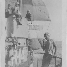 Submarine RSS-14 Sailing