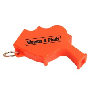 Weems & Plath Weems Storm Safety Whistle